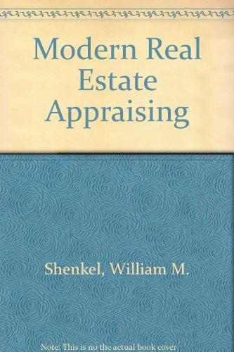 9780070565487: Modern Real Estate Appraisal