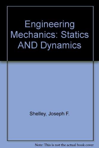 9780070565555: Engineering Mechanics: Statics and Dynamics