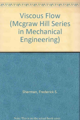 9780070565791: Viscous Flow (Mcgraw Hill Series in Mechanical Engineering)