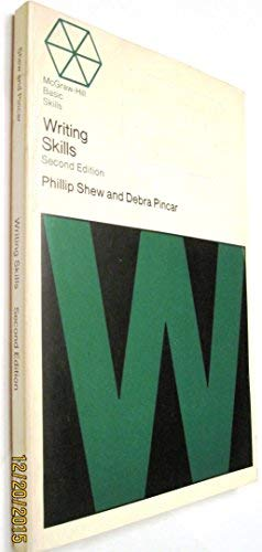 9780070566903: Writing Skills: A Program for Self-Instruction (Basic Skills Series)