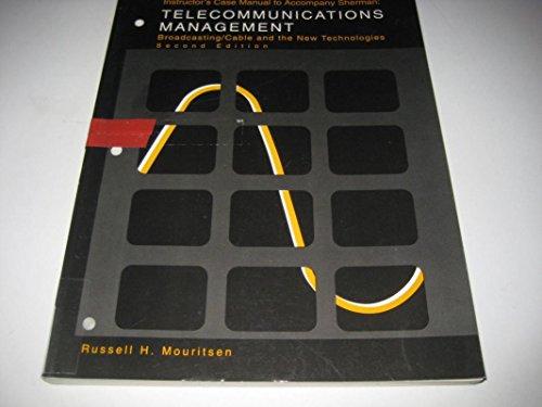9780070566996: Ri Im Telecommun Management