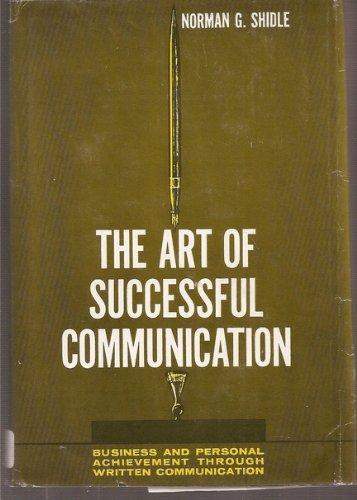 9780070567986: Art of Successful Communication