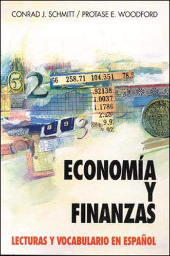 9780070568242: Economia Y Finanzas: Lecturas Y Vocabulario En Espa?ol (Economics and Finance)