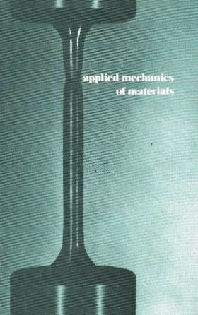 9780070568457: Applied Mechanics of Materials