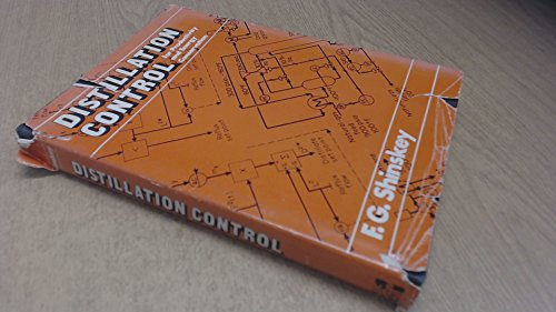 9780070568938: Distillation control: For productivity and energy conservation