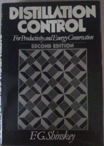 9780070568945: Distillation Control for Productivity and Energy Conservation