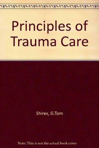 9780070569171: Principles of Trauma Care