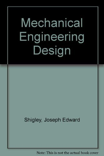 9780070569379: Mechanical Engineering Design