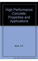 9780070569744: High Performance Concrete: Properties and Applications