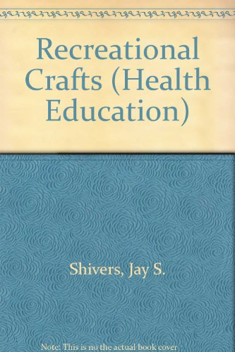 9780070569805: Recreational Crafts (Health Education)