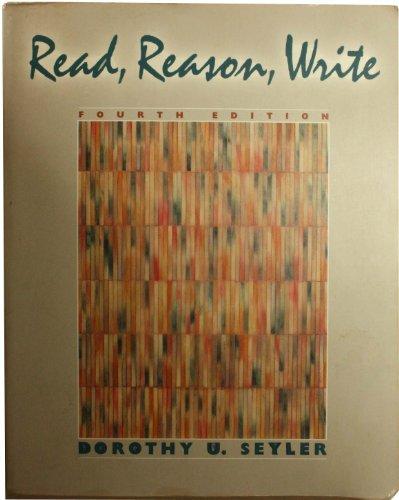 9780070570092: Read, Reason, Write