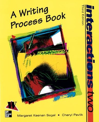 9780070571037: Interactions II: A Writing Process Book