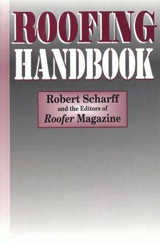9780070571235: Roofing Handbook