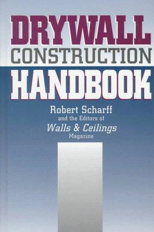 9780070571242: Drywall Construction Handbook