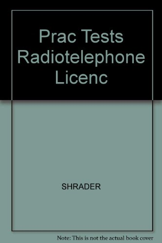 9780070571303: Practice Tests for Radiotelephone Licenses