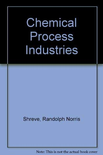 9780070571433: Chemical Process Industries