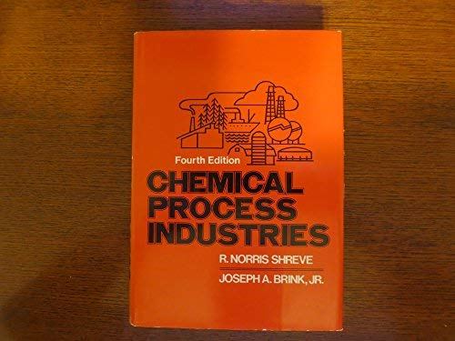 9780070571457: Chemical Process Industries