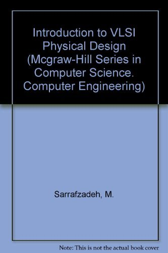 9780070571945: An Introduction To VLSI Physical Design