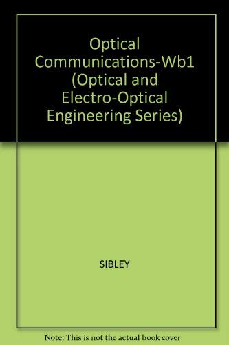 9780070572164: Optical Communications (Optical and Electro-Optical Engineering Series)