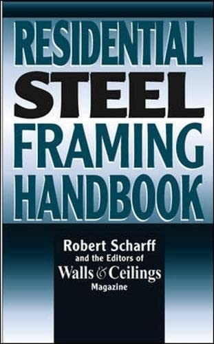 9780070572317: Residential Steel Framing Handbook
