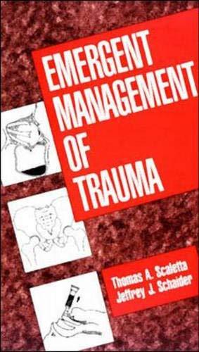 9780070572386: Emergent Management of Trauma