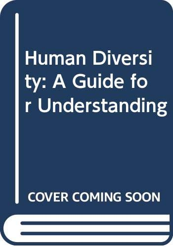 9780070572591: Human Diversity: A Guide for Understanding