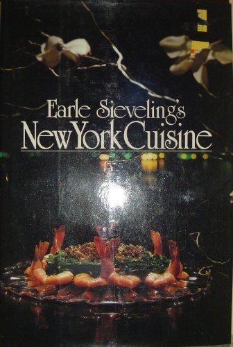 9780070572959: Earle Sieveling's New York Cuisine