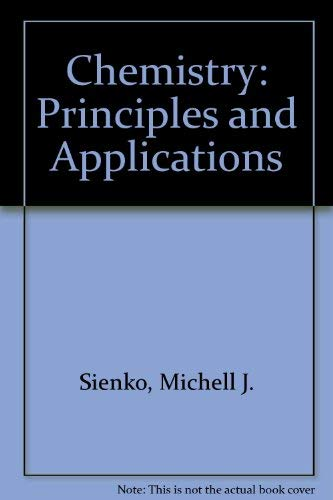 9780070573352: Chemistry: Principles and Applications