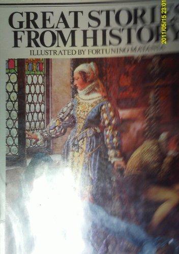 Great stories from history: Matania, Fortunino