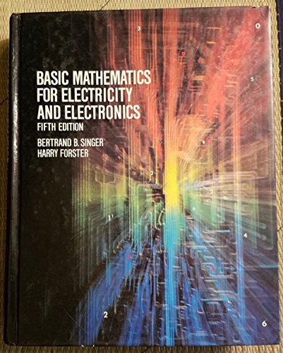 9780070574779: Basic Mathematics for Electricity and Electronics