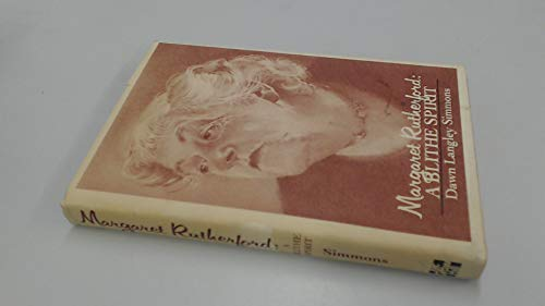 9780070574793: Margaret Rutherford: A Blithe Spirit