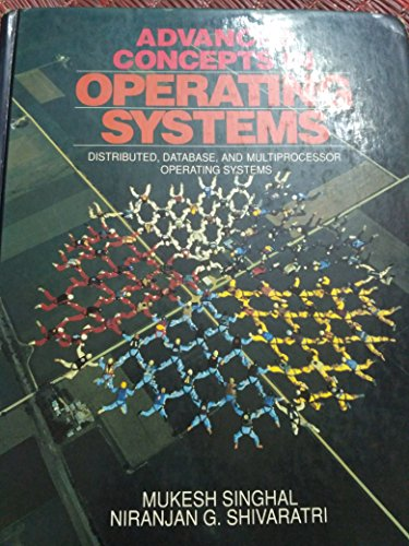 9780070575721: Advanced Concepts In Operating Systems