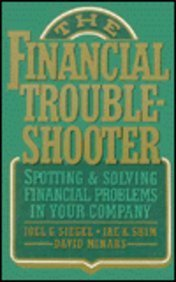 9780070576049: Financial Troubleshooter: Spotting and Solving Financial Problems in Your Company