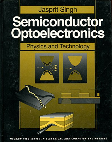 9780070576377: Semiconductor Optoelectronics: Physics and Technology (Electronics and Vlsi Circuits)