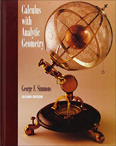 Calculus With Analytic Geometry: George Simmons