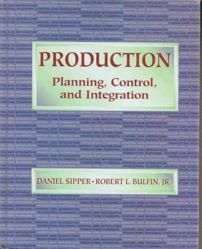 9780070576827: Production: Planning, Control and Integration