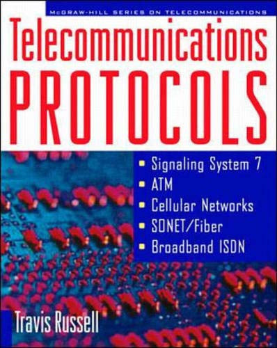 9780070576957: Telecommunications Protocols (Mcgraw-Hill Series on Telecommunications)