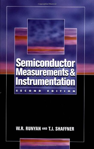 9780070576971: Semiconductor Measurements and Instrumentation