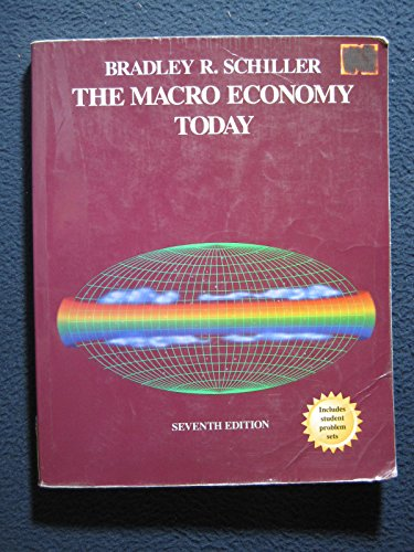9780070577152: The Macro Economy Today