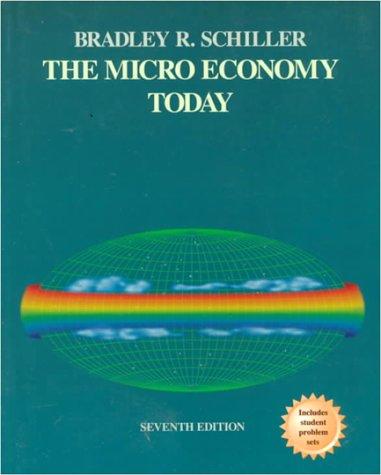 9780070577169: The Micro Economy Today