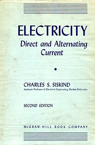 9780070577435: Electricity: Direct Current and Alternating Current