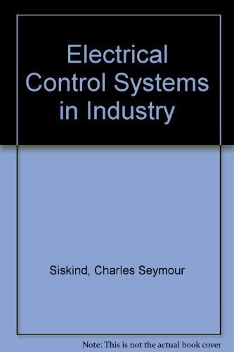 9780070577466: Electrical Control Systems in Industry