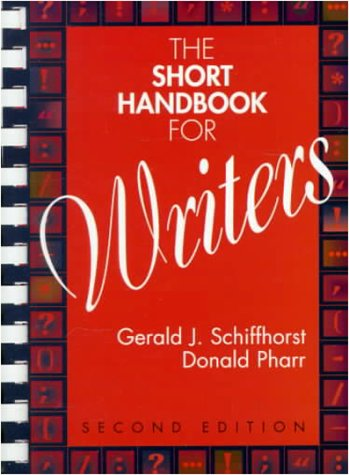 9780070577619: The Short Handbook for Writers