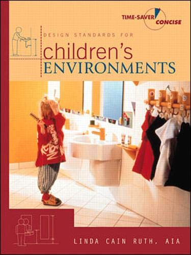 9780070578098: Design Standards for Children's Environments