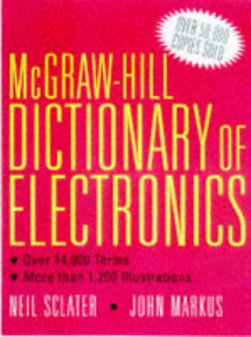9780070578371: McGraw-Hill Electronics Dictionary