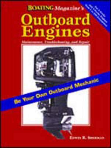 9780070578562: Outboard Engines: Maintenance, Troubleshooting and Repair