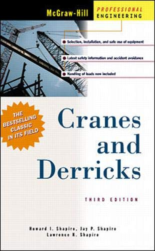 9780070578890: Cranes and Derricks (McGraw-Hill Professional Engineering)