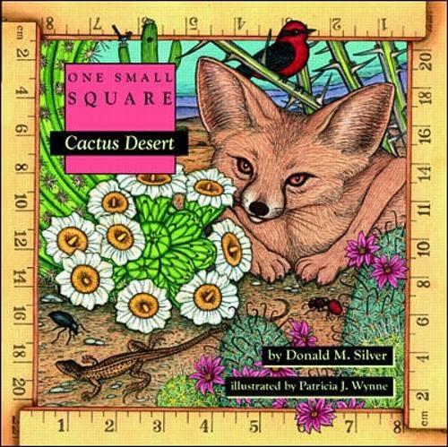 9780070579347: Cactus Desert (One Small Square)