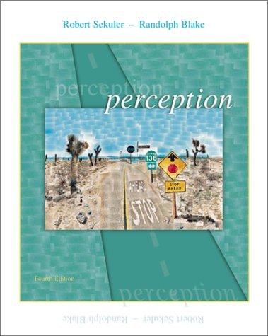 9780070579439: Perception