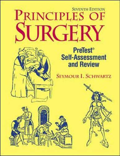 9780070579644: Principles of Surgery Self-Assessment and Review